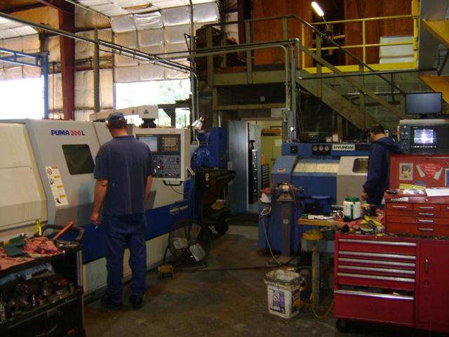 equipment 05 lathe large 2