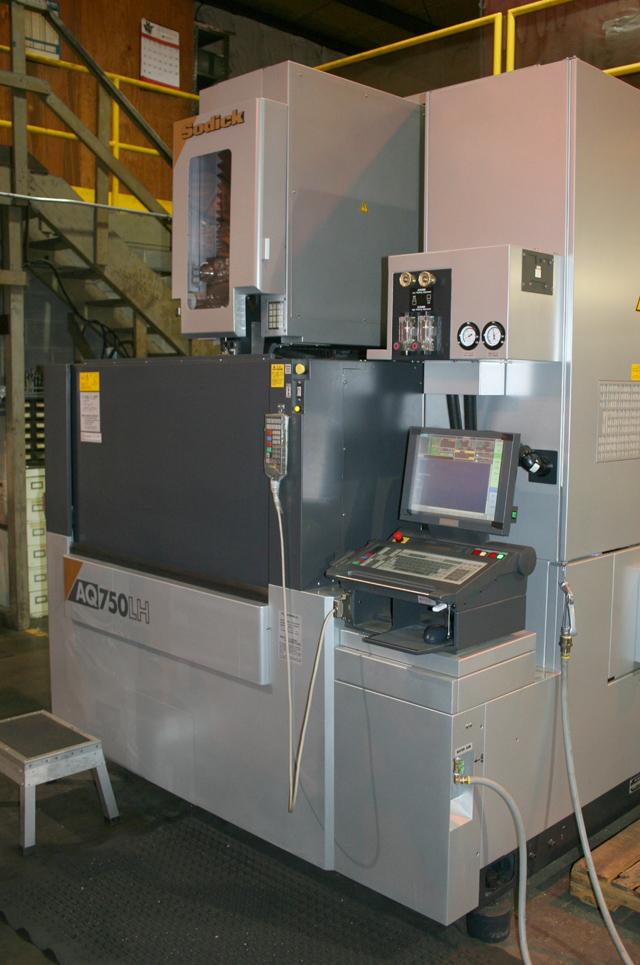 equipment 11 wire EDM large