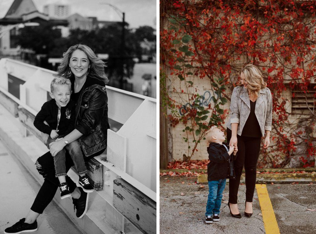 Urban Family Photos in Jacksonville, FL - Stephanie Acar
