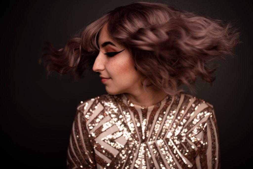 Contemporary Portraits - not 80's Glamour Shots! | Stephanie Acar Portraits
