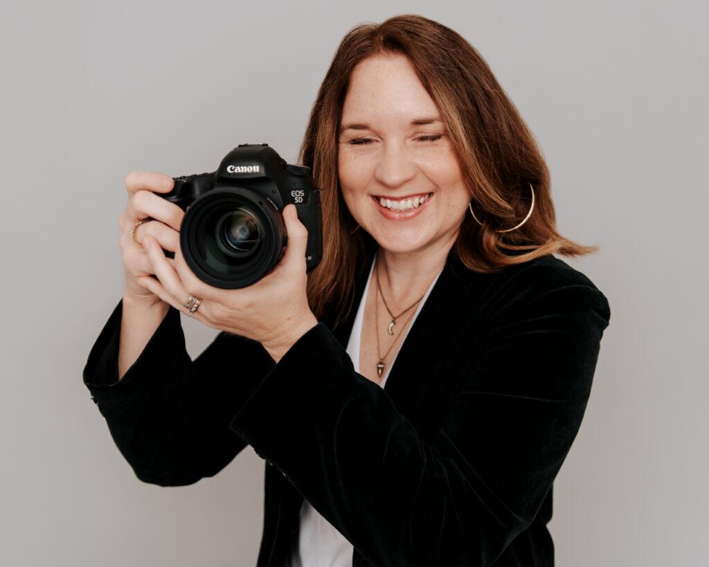 Personal Branding in-studio | Stephanie Acar Portraits