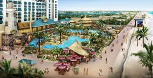 Sneak preview of Margaritaville Hollywood Beach Resort