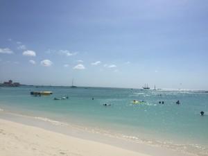 Un Escape a la bella isla de Aruba
