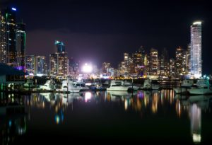 Panama City, Panama A City of Contrasts
