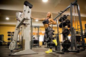 Soledad Cristiano. Experta en Fitness y Nutrición.