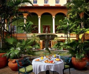 Biltmore Hotel, Grandes Escapes Románticos