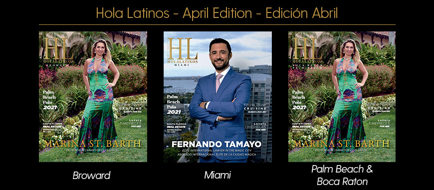 Hola Latinos News - Celebrating 10 Years