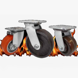 High Temperature and Autoclave Casters