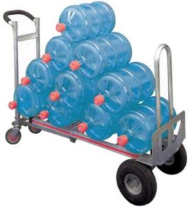 Bottled Water Truck