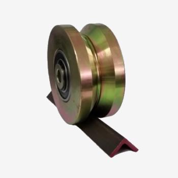 v-groove wheel