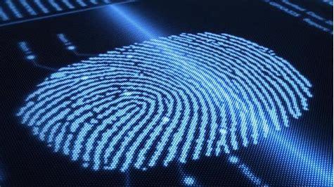 biometrics tracking database