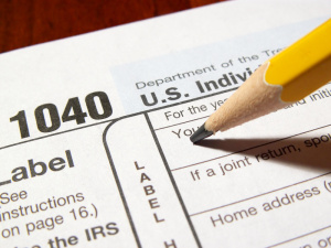 1040 income tax form