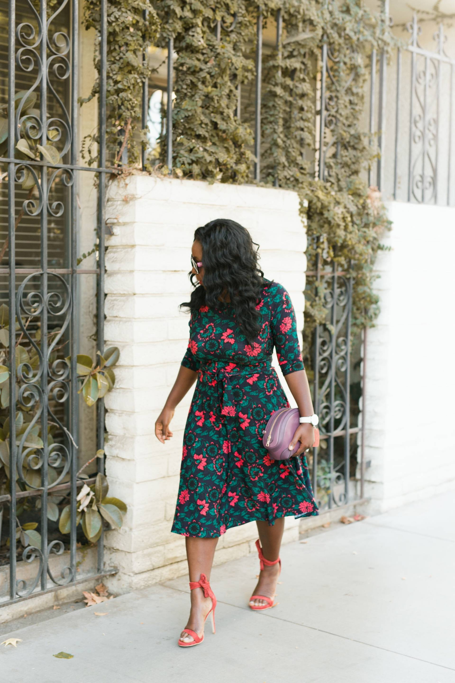 floral-dress- Karina Dresses