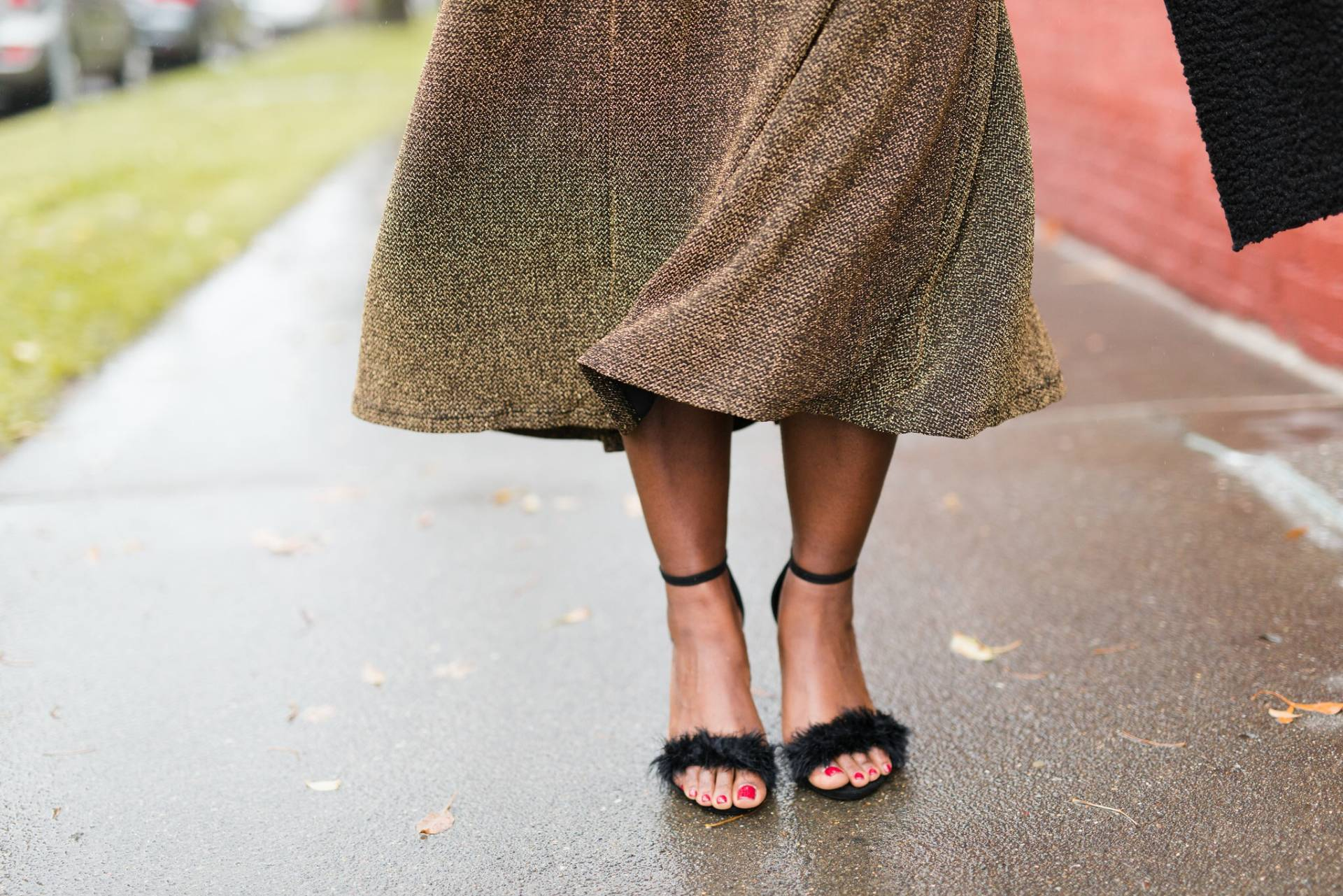 shimmer-and-shine- fur shoes
