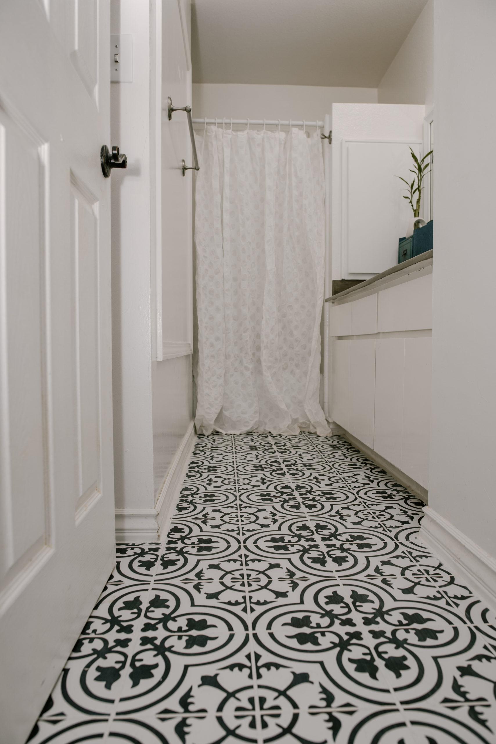 Ruthie Ridley Blog Tile Make Over