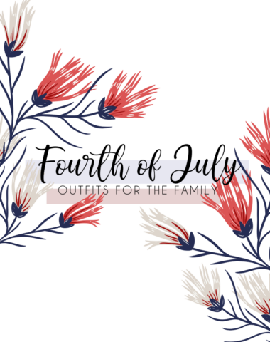 Old Navy Fourth of July Outfits for the Whole Family Ruthie Ridley Blog