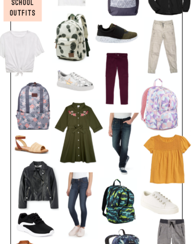 Ruthie Ridley Blog Back To School Outfits