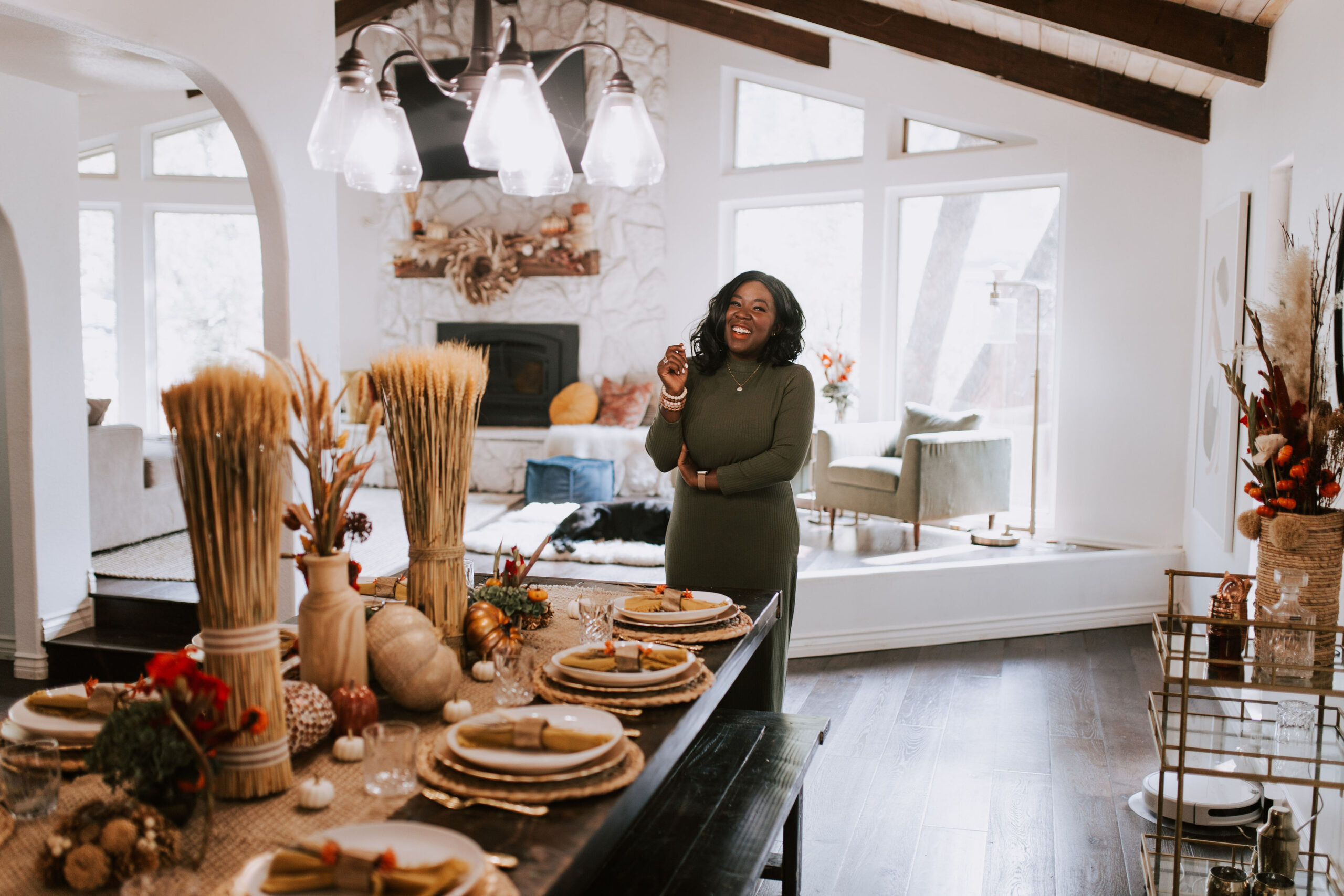 Ruthie Ridley Blog Fall Tablescape