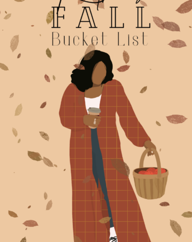 Ruthie Ridley Blog 2020 Fall Bucket List