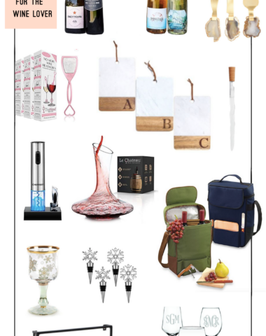 Ruthie Ridley Blog Gift Guide For The Wine Lover
