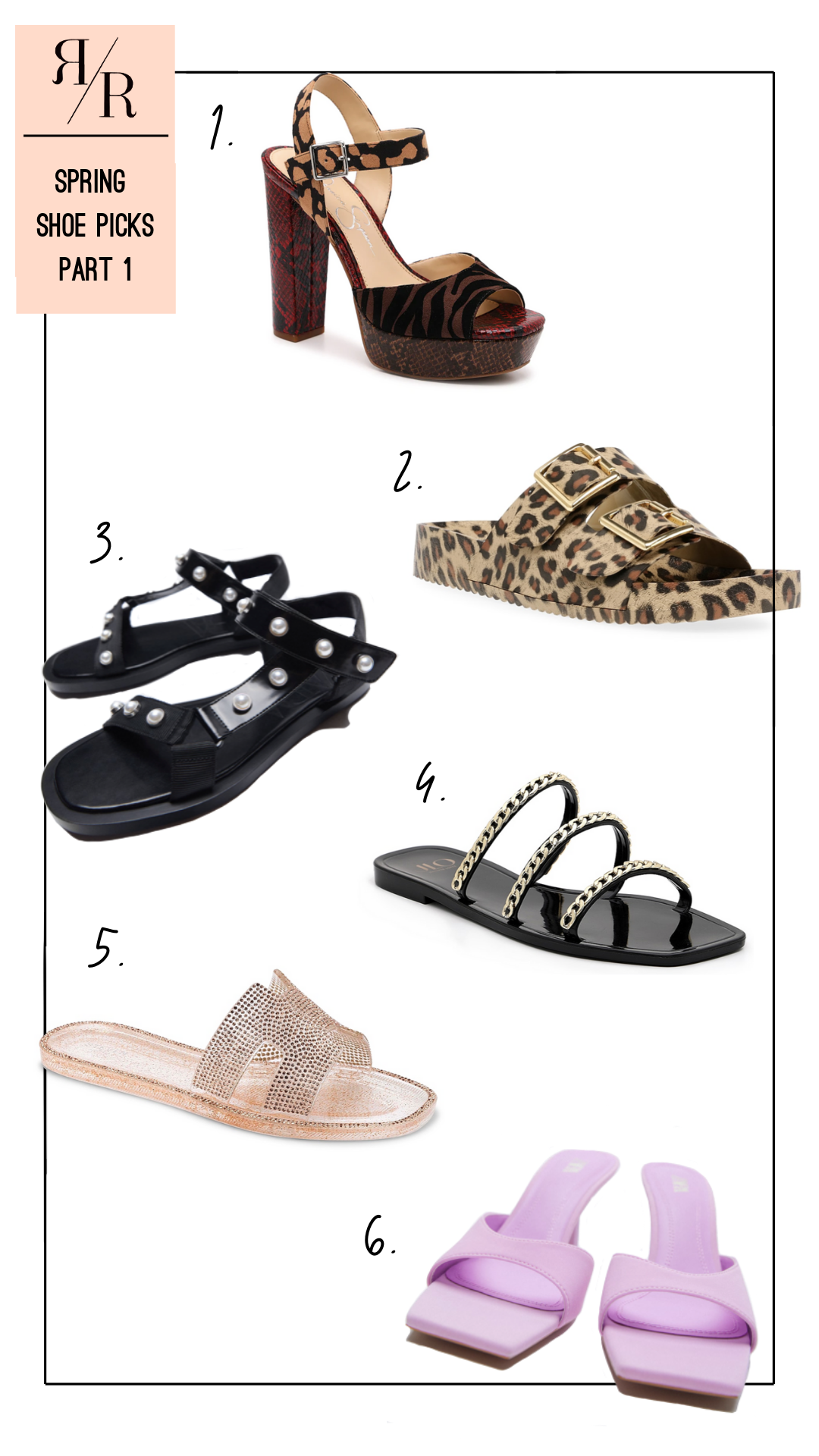 Ruthie Ridley Blog Spring Shoe Picks Part 1