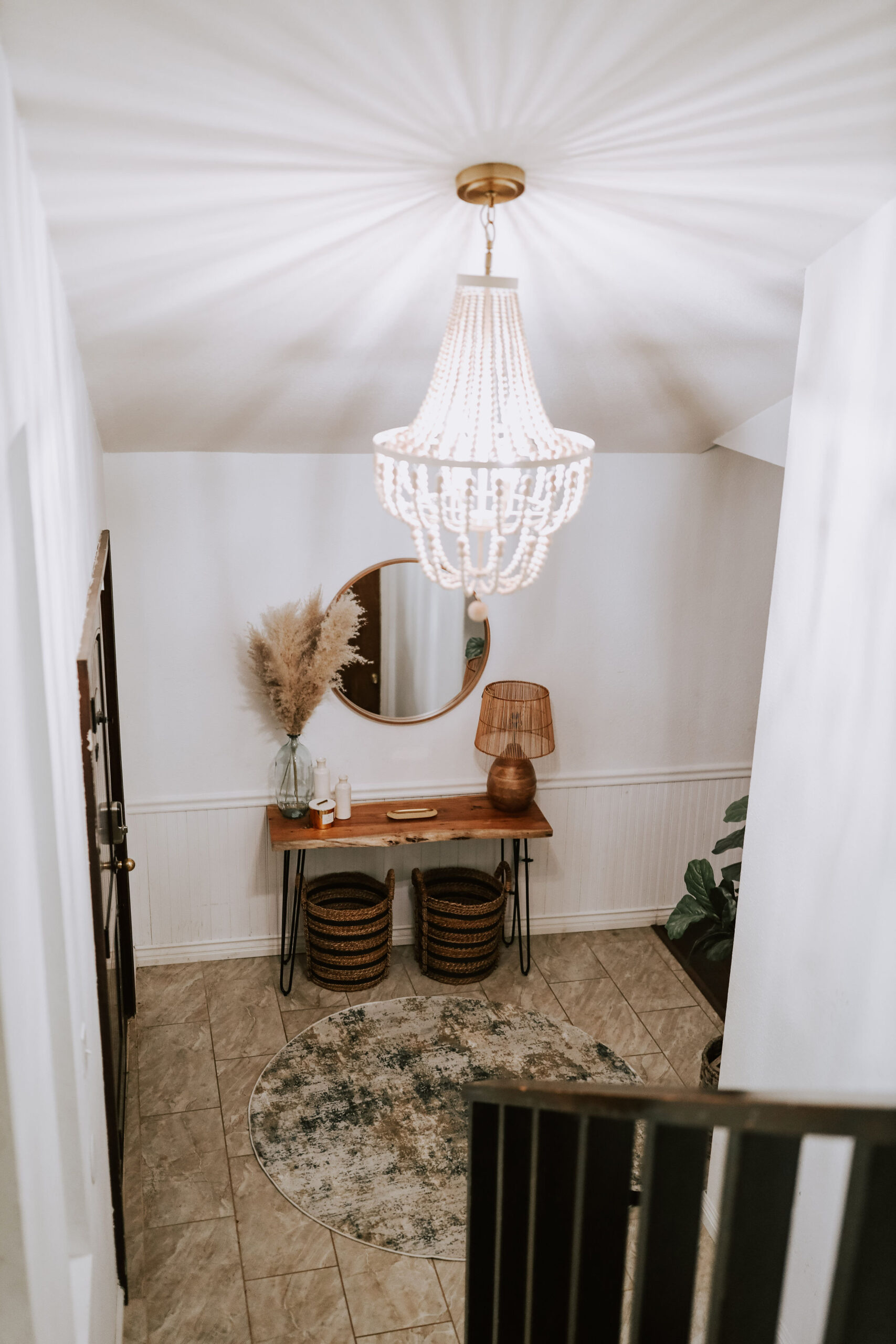 Ruthie Ridley Blog Entry Way Makeover