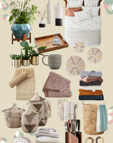 Ruthie Ridley Blog Current West Elm Favorites