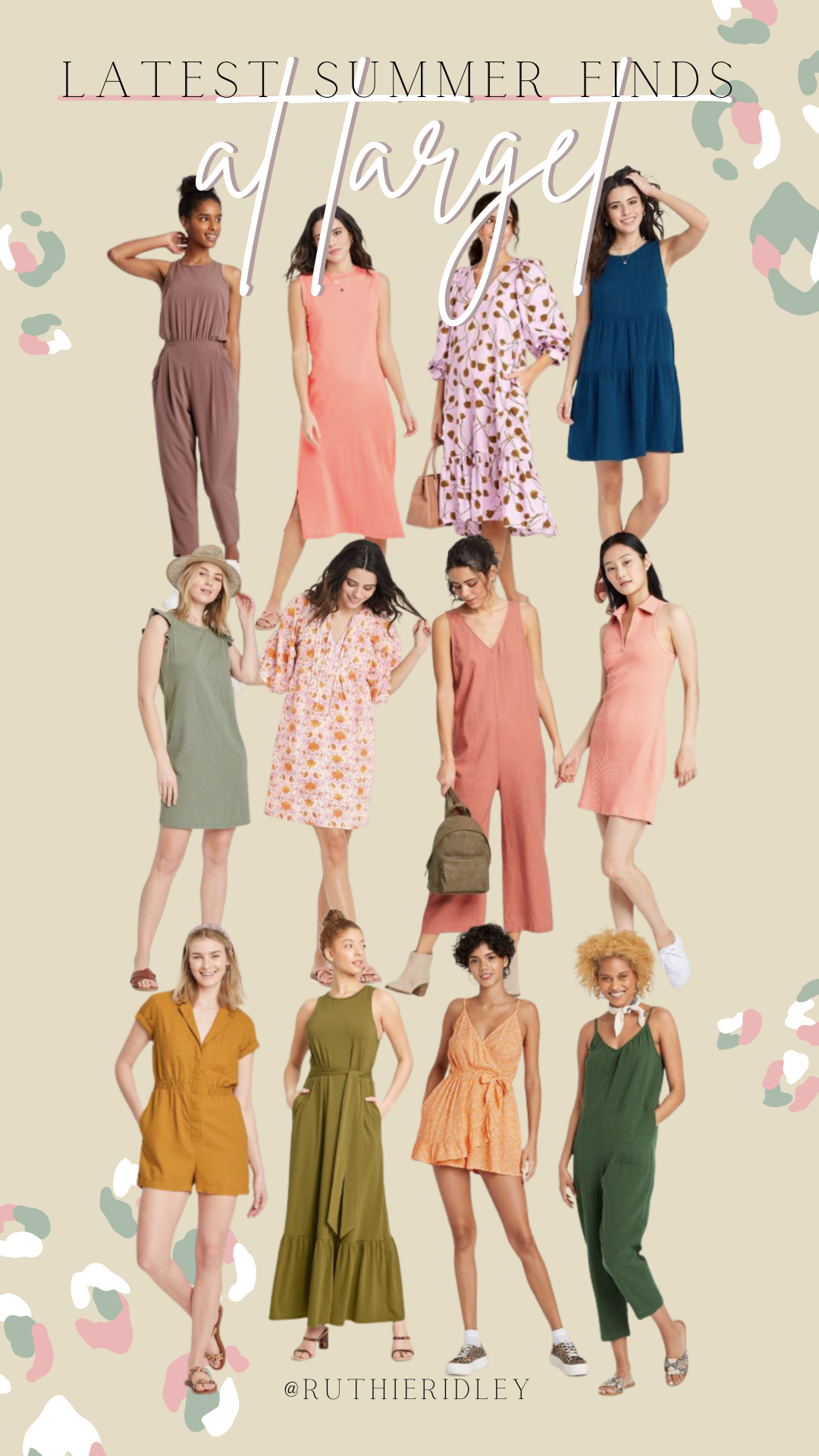 Ruthie Ridley Blog Latest Summer Finds at Target