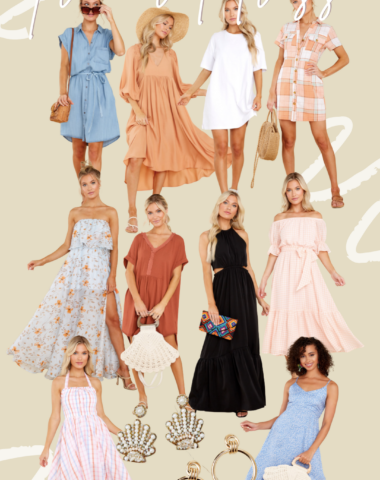 Ruthie Ridley Blog Vacation Picks From Red Dress