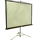 100 inch Portable Tripod Projector Screen