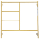 Rent our 5 foot by 5 foot Scaffolding Stepframe.