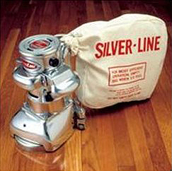 Rent our Silver Line floor edger for a finished on every part of your refinished wood floor.