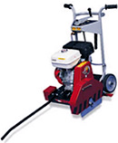 Rent our Walk-behind Concrete Wet Saw for your next building project.