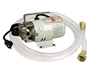 waterbed pump rental