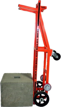 Block and Roll mover.