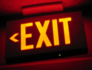 illuminated-exit-sign-rental
