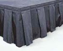 Stage skirt Rental