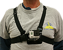 GoPro Chest Mount Harness rental