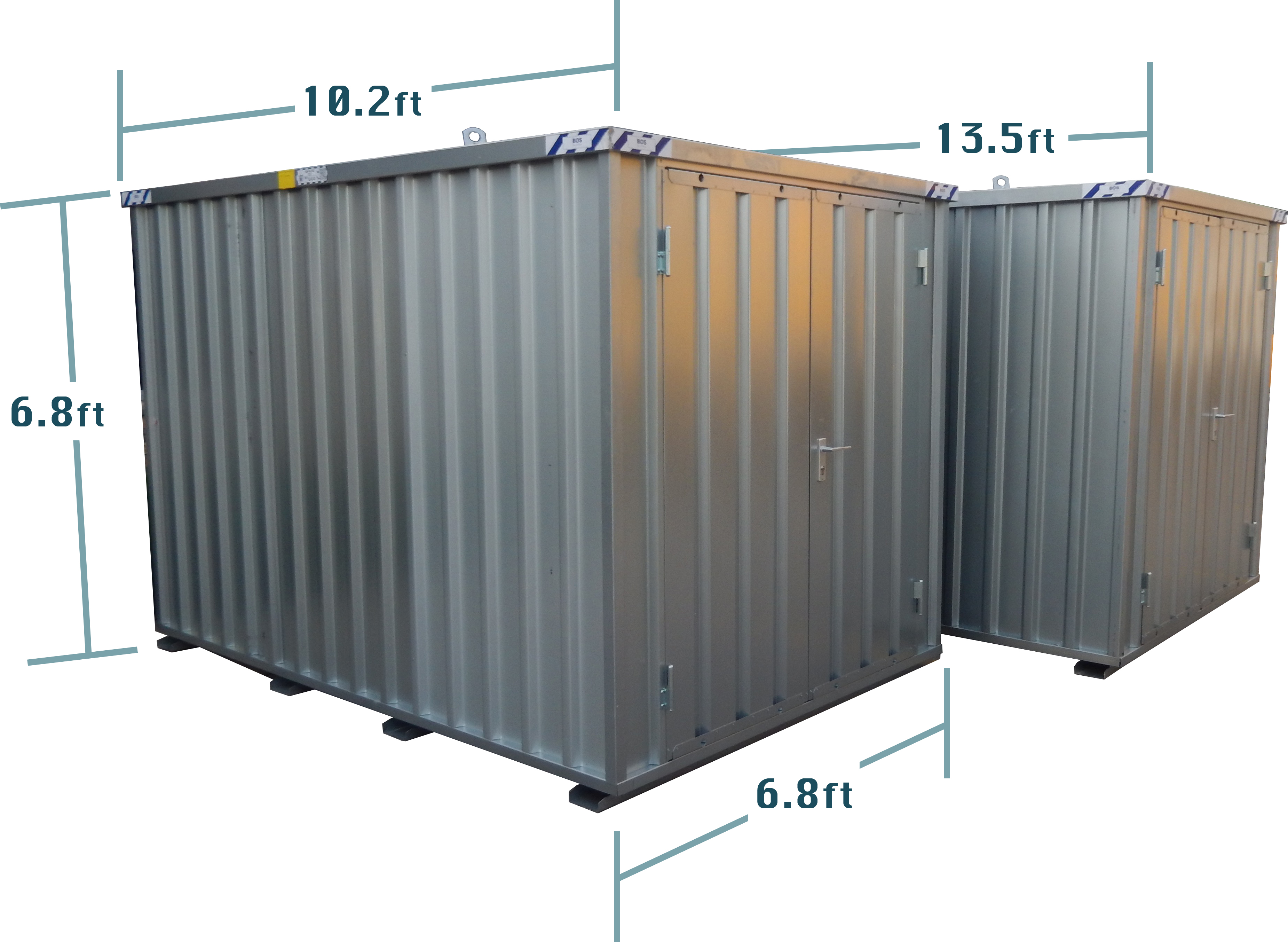Best of Steel: Storage Building Container Kit