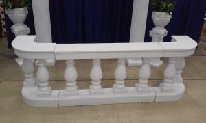 Balustrade package