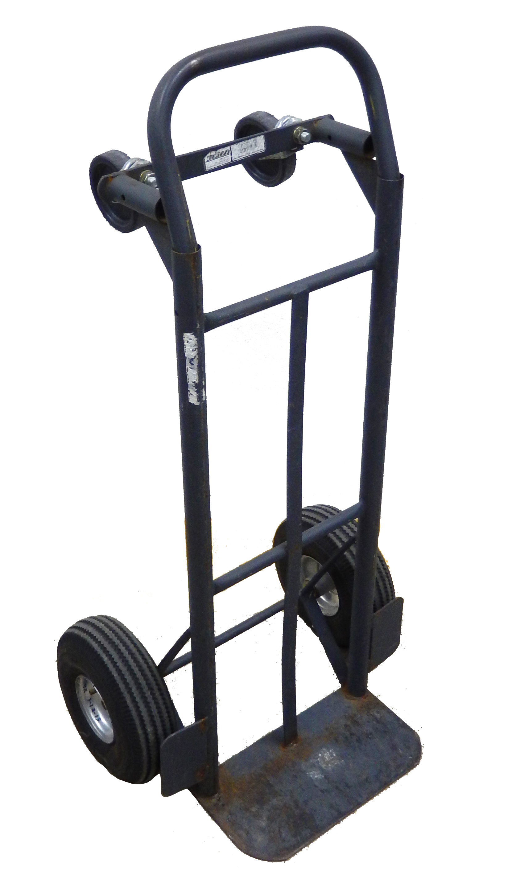 4 Wheel Appliance Dolly standing