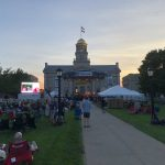 2018 Iowa City Jazz Festival main stage