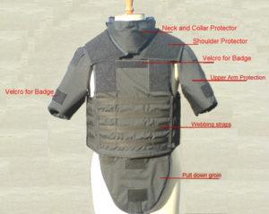 Kejo© Vest Accessories