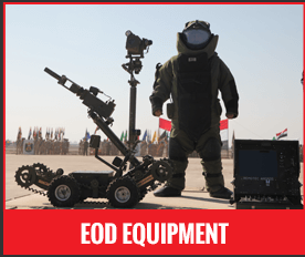Kejo© EOD Protection and Equipment