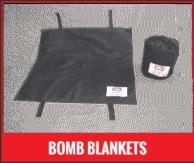 Kejo© Saviour© Bomb and Ballistic Blankets Level II NIJ