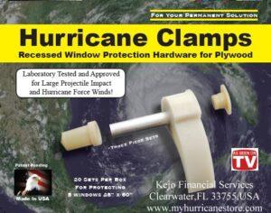 Hurricane Clamps