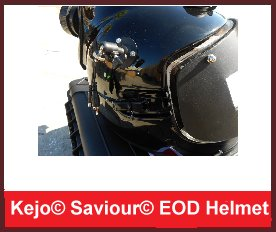 Kejo© Saviour© EOD Bomb Disposal Helmet