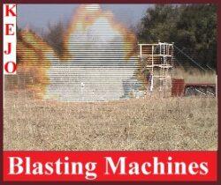 Blasting Machines