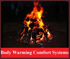 Body Warming Systems