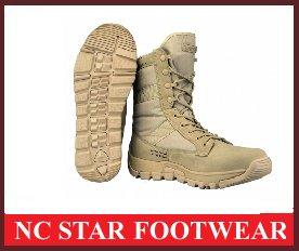 NcStar Footwear